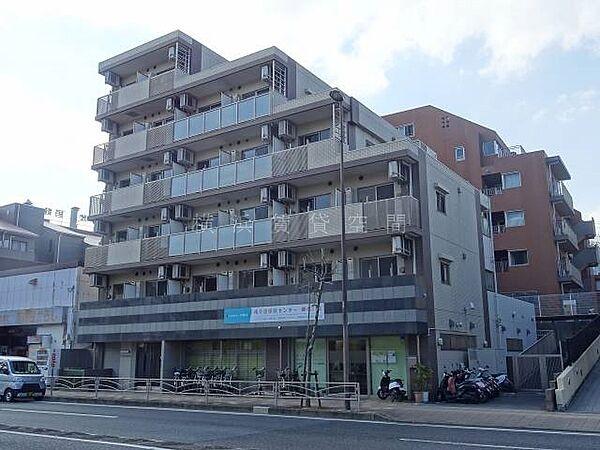リバティー磯子[3階]の外観