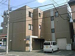 北海道札幌市西区西野八条3丁目の賃貸マンションの外観
