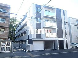 Ritz GRANDE N19[1階]の外観