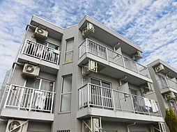 神奈川県川崎市高津区末長3丁目の賃貸マンションの外観