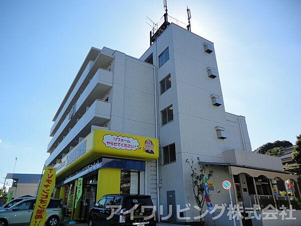 ジュネス桜ヶ丘 5階の賃貸【東京都 / 多摩市】