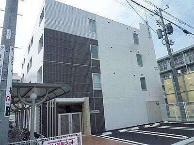 外観,1K,面積34.95m2,賃料7.3万円,JR常磐線 水戸駅 徒歩13分,,茨城県水戸市南町