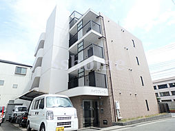 兵庫県神戸市灘区琵琶町2丁目の賃貸マンションの外観