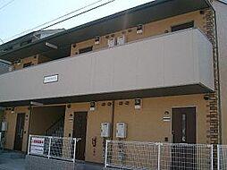 高知県高知市栄田町3丁目の賃貸アパートの外観