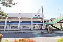 愛知環状鉄道「北岡崎」駅3040m