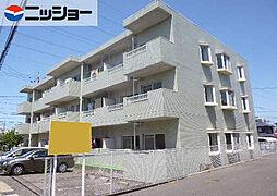 ルーミィ新屋敷[2階]の外観