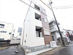 愛知県名古屋市熱田区木之免町の賃貸アパートの外観