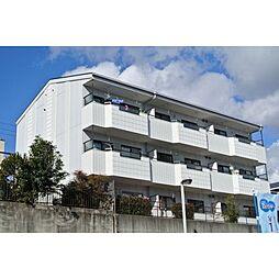 愛知県長久手市久保山の賃貸マンションの外観