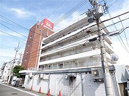 兵庫県神戸市中央区旗塚通3丁目の賃貸マンションの外観
