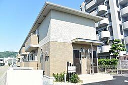 京都府京都市山科区西野野色町の賃貸アパートの外観