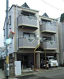 シャルマンフジ北野田[3階]の外観