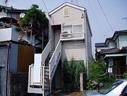 ちとせアパート[2階]の外観