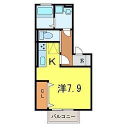 仮)D-room今池町[0102号室]の間取り