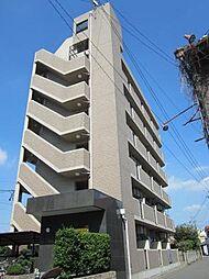 愛知県名古屋市中川区月島町の賃貸マンションの外観