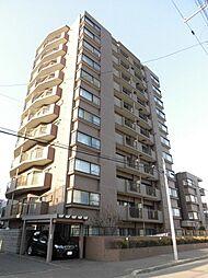 ライオンズマンション裏参道第2[1階]の外観