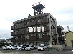 芳賀マンション[3階]の外観