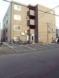 ステージノア東札幌[1階]の外観