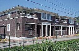 愛媛県伊予郡砥部町宮内の賃貸アパートの外観