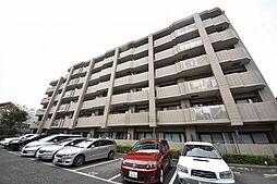 大阪府吹田市五月が丘南の賃貸マンションの外観