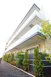 神奈川県藤沢市辻堂新町2丁目の賃貸マンションの外観