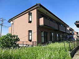 愛知県稲沢市下津穂所町の賃貸アパートの外観