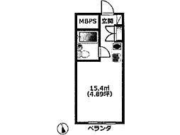 メゾン・ド・ノアロゼ錦町[3階]の間取り