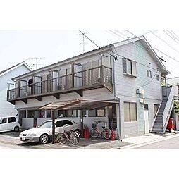 ニュー江戸屋荘[2階]の外観