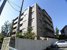 兵庫県芦屋市親王塚町の賃貸マンションの外観