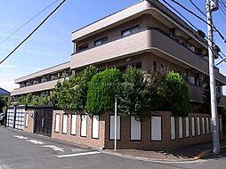 東京都小金井市緑町2丁目の賃貸マンションの外観