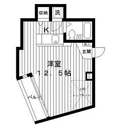 東京都練馬区豊玉上の賃貸マンションの外観