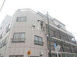 八重マンション[1階]の外観