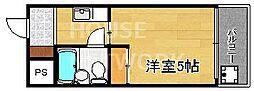 メゾン・ド・パルファン[309号室号室]の間取り