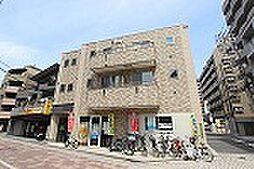 広島県広島市南区段原1丁目の賃貸アパートの外観