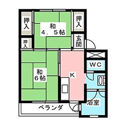 萩原駅 2.4万円