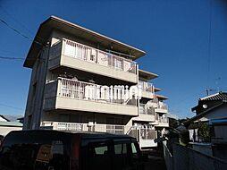 コーポラス焼津[2階]の外観