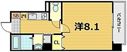 (仮称) 南区東九条西明田町マンション[3階]の間取り