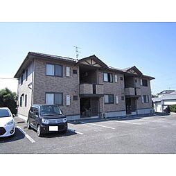 静岡県沼津市東椎路の賃貸アパートの外観
