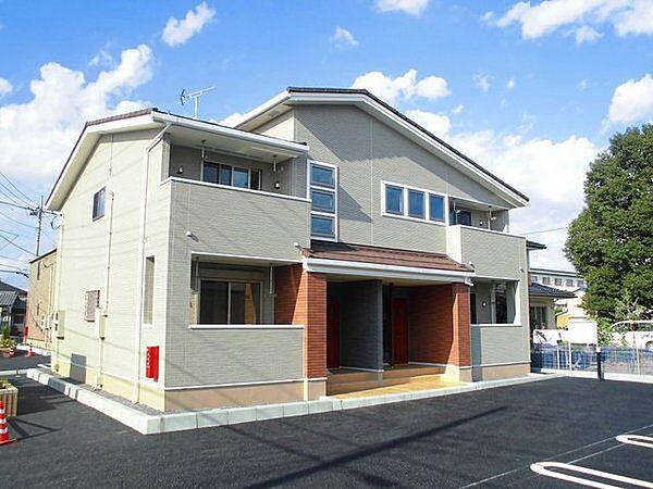 アルヴィータ B 1階の賃貸【栃木県 / 足利市】