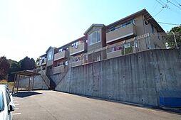 長崎県諫早市小船越町の賃貸アパートの外観