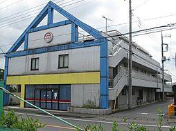 栃木県芳賀郡芳賀町大字祖母井の賃貸マンションの外観