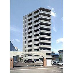 北海道札幌市白石区東札幌四条2丁目の賃貸マンションの外観