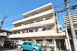 埼玉県所沢市小手指町1丁目の賃貸マンションの外観