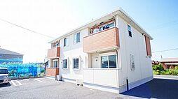 千葉県木更津市久津間の賃貸アパートの外観