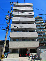 グランエクラ天下茶屋[6階]の外観