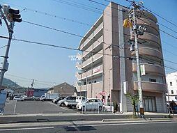 広島県福山市南蔵王町3丁目の賃貸マンションの外観