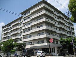 京都グランドハイツ[317号室]の外観