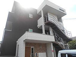 千葉県千葉市中央区寒川町3丁目の賃貸アパートの外観