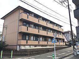 パピヨン南大沢[302号室]の外観