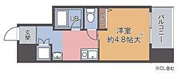 ニッショーフクシマ[6階]の間取り