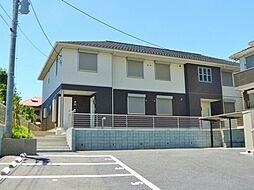 千葉県千葉市緑区大木戸町の賃貸アパートの外観